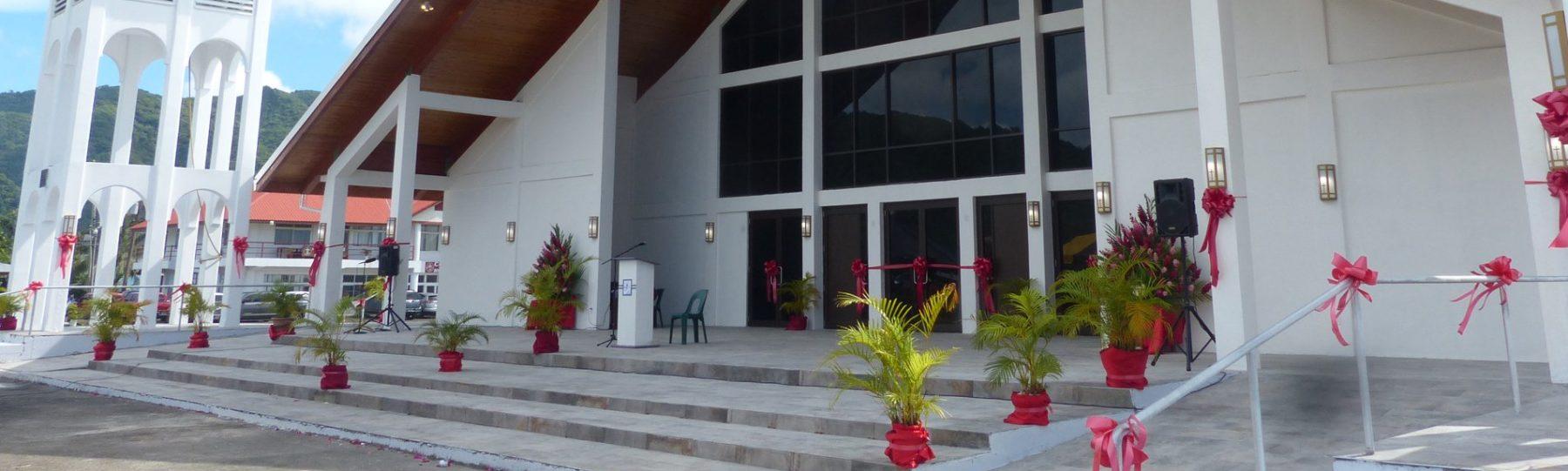 Ekalesia Faapotopotoga Kerisiano i Amerika Samoa (EFKAS)