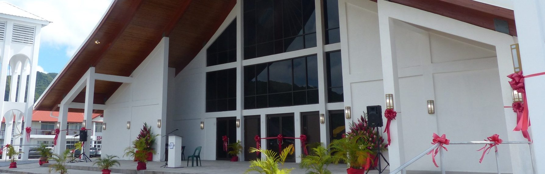 Ekalesia Faapotopotoga Kerisiano Amerika Samoa (EFKAS)