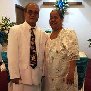 Rev. Tautu & Faatafuna Porotesano