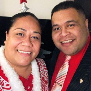 Rev. Apisaloma P. & Lora Toleafoa