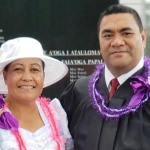 Rev. Felise & Avataeao Augafa