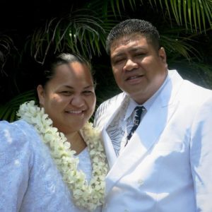 Rev. Ausage & Rae Lelilio