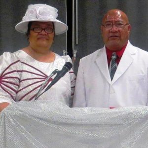 Rev. Emosi & Taumaia Liaina