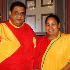 Rev. Manaomia & Seela Tauanuu