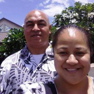 Rev. Peter & Ruta Fualaau